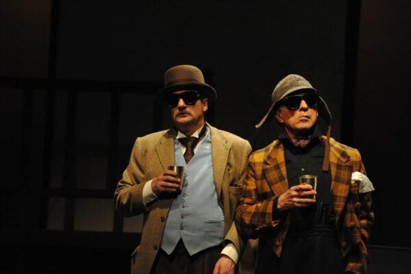 Sherlock Holmes und die Kehrwoche des Todes - Bildnachweis: © Jürgen Frahm